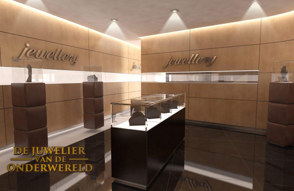 De Juwelier van de Onderwereld - Escape room 0164